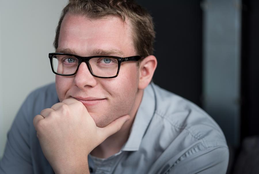 Martijn Oud headshot phot